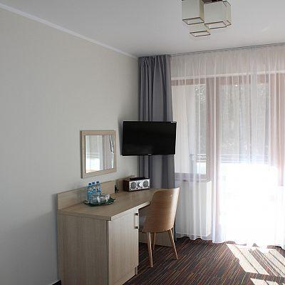 Przykładowy livingroom w apartamencie 3os. w budynku A
