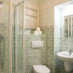 Przykładowa łazienka w pok.2os. w budynku B