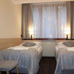 Przykładowy pokój 2os. w apartamencie 3 os. w budynku B