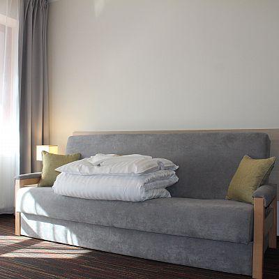 Livingroom w apartamencie 3os. w budynku A