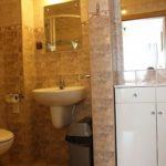 Przykładowa łazienka w apartamencie 3 os.w budynku A