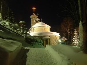 Sanktuarium MB Szczyrkowskiej